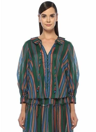 Zimmermann Bluz Yeşil